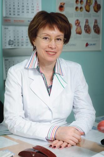 Терапевт, кардиолог Петрушенкова Татьяна Алексеевна